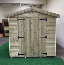 Shedheads-We custom make sheds and summerhouses, any size made