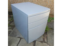 Three Drawer Metal Filing Cabinets - £30 each