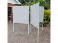 Art gallery display stands £20.00 ( or make an offer)