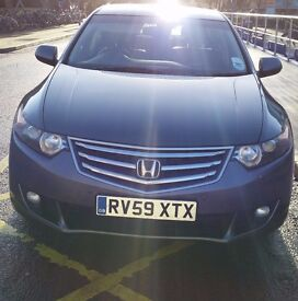 Honda Accord Automatic Diesel Top Spec