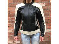 Ladies Motorbike Jacket size 14