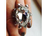 Versace Dress Ring