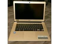 """Acer Chromebook CB3-431 14"""" Full HD Gold"""