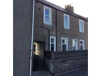 11 Curate Wynd, Kinross. Fully furnished 1st floor 2 bedroom Flat available now.