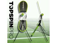 BRAND NEW IN BOX - TOPSPINPRO TENNIS TRAINING AID - £130 RETAIL PRICE