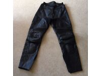 Ladies Leather Jeans ~ Dannisport Race Jeans
