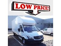 Professional Man & Van / Removals service, Reliable, Friendly, Clean vans, House moves Office IKEA