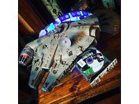 Xbox 360 Star Wars millennium falcon