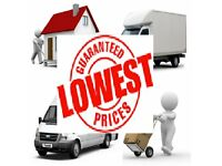 Cheap Removals/ Man & Luton Van Transporter hire, Home Moving House Clearance Rubbish Waste Disposal