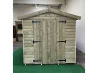 Customs Sheds- Sheds and summerhouses made to any size