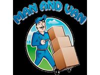 Removals / Man & Luton Van hire Service, IKEA Delivery 24/7, Romford Basildon Southend Grays Essex