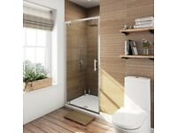 New Shower door in packaging £125 ONO