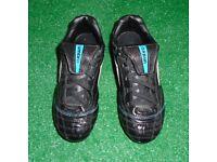 Umbro child's football boots UK size 2