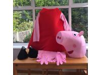 Brand New Adult Peppa Pig Costume for Hire!