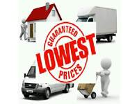 Man and van hire house office removals furniture delivery rubbish Removals ikea pickup nationwide