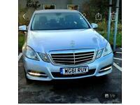 2012 Mercedes Benz e 220 Diesel, automatic
