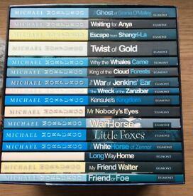 Michael Morpurgo Book Set x16