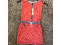 Strawberry Fields Dress 5-6