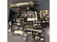 VW bundle of 49 boxed parts (for Passat Polo A3 A4 TT)