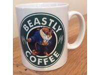 Beastly Coffee Mug