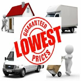 Removals Luton man & van hire, From £15/PH, Pro, Friendly & Hrdworking,Available 24/7, Ikea Delivery