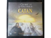 A Game of Thrones Catan Board Game (NEW & SEALED)