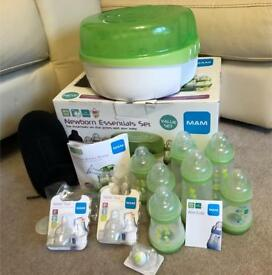 MAM Newborn Essentials Set