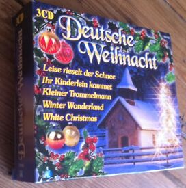 Deutsche Weihnacht double CD in boxed perfect condition