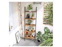 Ladder shelves - New in box