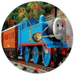 NEW Cartoon Thomas The Train CD Clock