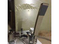 BATH SHOWER MIXER TAP - NEW