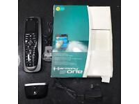 Harmony One+ Remote Control plus additional PS3 Bluetooth Adapter