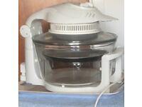 Cookshop Halogen oven