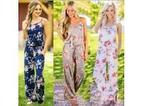 💖 floral jumpsuit 💖