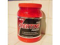 Pure Creatine powder 1000g tub