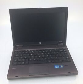 "WINDOWS 7 PRO HP PROBOOK 6360B 13"" LAPTOP - INTEL CORE i5 - 4GB RAM - 320GB HDD"