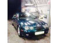 Jaguar S type 2,5 sport automatic