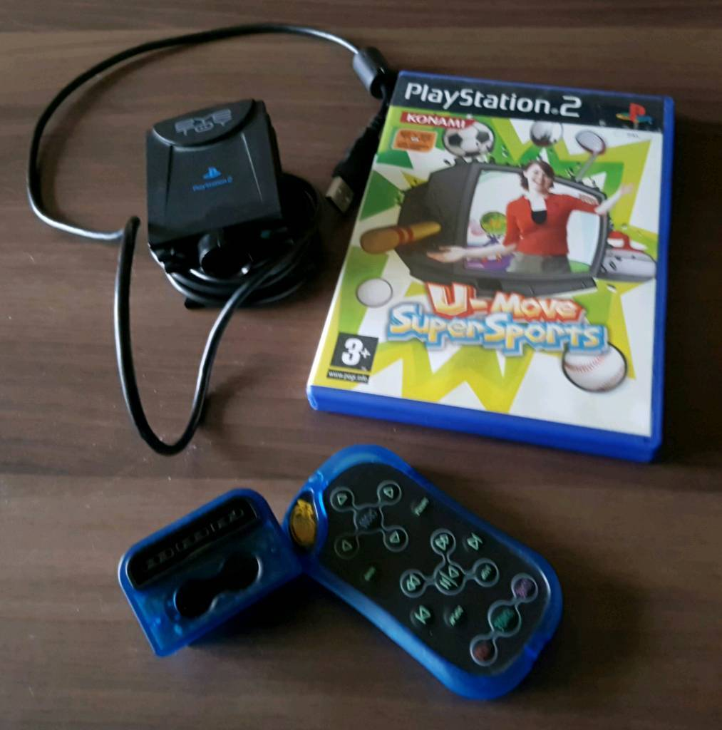 PlayStation 2 accessories