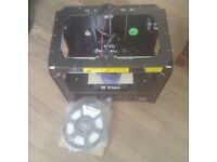 CPC 3D Printer with spare reel, may swap