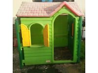 Litte tikes playhouse