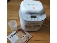REDUCED Kenwood Breadmaker - Bread maker BM260