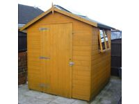 Garden Shed for sale.