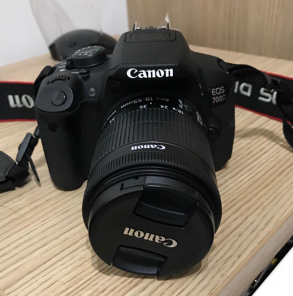 Canon EOS 700D with 18-55mm lens | in Stoke-on-Trent, Staffordshire |  Gumtree