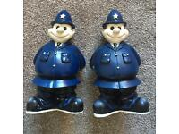Policeman gnomes