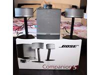 Bose ® Companion 5 Multimedia Speaker System