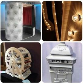 Photo Booth Business For Sale - Great Returns!