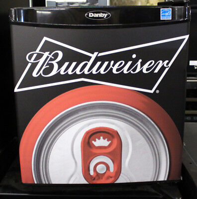 Used, Danby Budweiser Beer Compact Refrigerator 1.6 CF DCR016A3BBUD5 for sale  New Holland