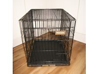 PETMATE SMALL / MEDIUM DOG CARRIER / KENNEL / CAGE