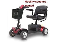 Mobility scooter gogo sports as new