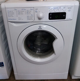 £140 Indesit 8KG Washing Machine – 6 Months Warranty